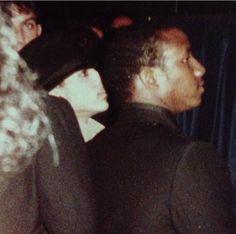 Prince Rogers Nelson  Prince front row at #Madonna's San Francisco Virgin Tour date on April 23, 1985!!!