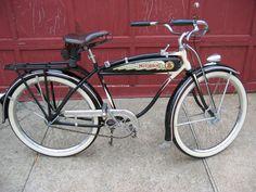 Vintage Schwinn Bike Si fuera menos peligroso y tuviera una bici como esta diario andaría en ella!!!!