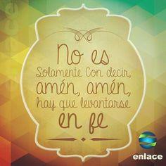 """""""Y dichoso aquel que no pierda su fe en mí"""" - Jesús"""