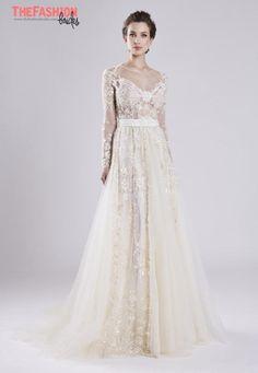 Otilia Brailoiu 2016 Fall Bridal Collection | The FashionBrides