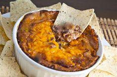 creativity through FOOD!: THE BEST Bean Dip
