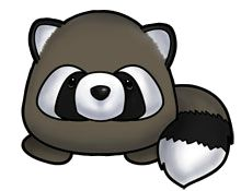 Mapache By Mituesposito by ZombieEditions.deviantart.com on @deviantART
