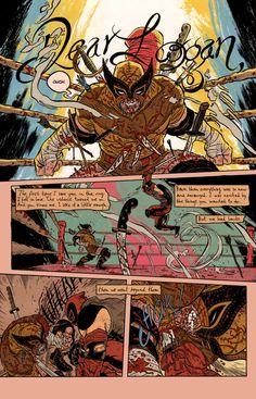 Wolverine do Rafael Grampá