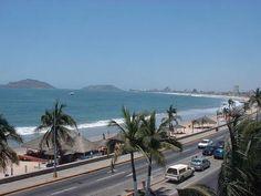 ElMalecón, Mazatlán Sinaloa, Mexico.
