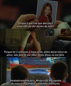 ABC do amor ♡ Abc Do Amor, Series Movies, Tv Series, Romantic Quotes, New Years Eve Party, My Heart Is Breaking, Cinema, Romances, Love