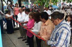 Sección 40 realiza inauguración de Estación de Radio Escolar en Escuela Primaria Vespertina Juan Escutia