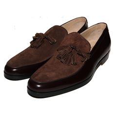 Mr. Hare Genet tassel loafer.