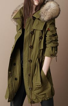 UPDATE: Hey, it's 2012! Want a parka to wear this fall? Check out The Hunt: Perfect Parkas - 2012 Edition. When you live in Michiga...