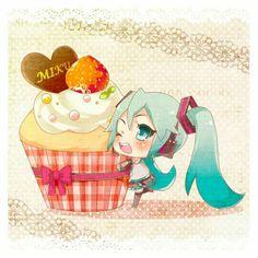 Happy Birthday, Miku!