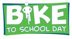 Today is National Bike to school day.   Who's in???