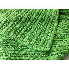Áttört mintás tavaszi-nyári babatakaró letölthető leírás - BABA Knit Patterns, Blanket, Knitting, Java, Stitches, Bebe, Knitting Patterns, Stitching, Tricot