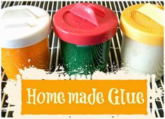 Homemade Glue that Lasts