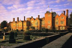 Great Fosters Hotel in Egham England. I hear the gardens are beautiful. Luxury Family Holidays, Country Retreats, Great Fosters, Country House Hotels, Rest Of The World, Historic Homes, Surrey, Travel Pictures, England
