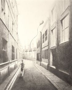32 best urban landscape drawing tutorials images on pinterest