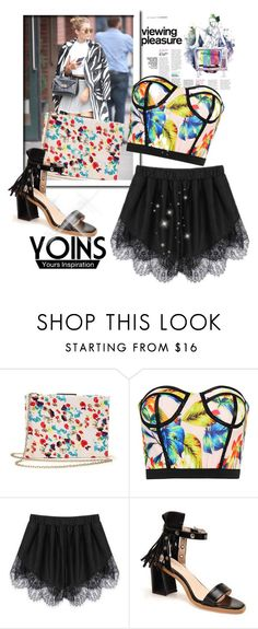 """""""Yoins 6"""" by fashion-addict35 ❤ liked on Polyvore featuring мода, DVF, women's clothing, women, female, woman, misses, juniors и yoins"""