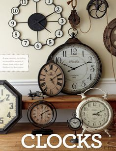 Clocks by Midwest-CBK