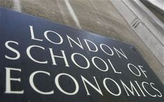 The LSE - London School of Economics - where Jamie is a student.