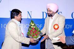 Felicitation of  Mr.Gurupratap Boparai CEO Fiat India automobile ltd.