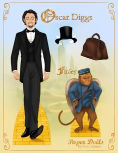 Disney Oz the Great and Powerful Free Activities and Printables | SKGaleana