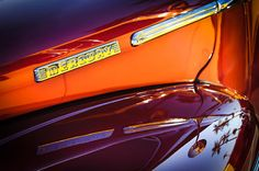 Mercury Images by Jill Reger - Images of Mercurys - 1946 Mercury Side Emblem