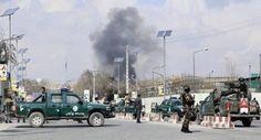 Ataque a hospital militar de Kabul deja 30 muertos - http://www.notimundo.com.mx/mundo/ataque-a-hospital-militar-de-kabul/