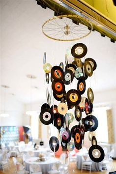 16 DIY Crafts For Your Old Vinyl That Will Make Any Hipster Jealous
