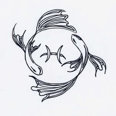 Pisces fish for my son. Remove symbol from centre & put in his name. (cuff tattoo on my wrist) Zodiac Tattoos Pisces, Pisces Tattoo Designs, Symbol Tattoos, Body Art Tattoos, Tattoo Symbols, Tatoos, Pices Tattoo, Cuff Tattoo, Pisces Fish