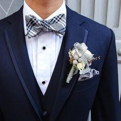 Plan every detail of your wedding look ahead of time so when the day comes, it shows. Formalwear by Joseph Abboud available at Men's Wearhouse.