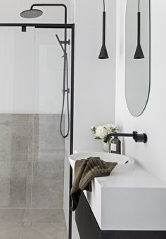 Home Interior Decoration .Home Interior Decoration Best Bathroom Designs, Modern Bathroom Design, Bathroom Interior Design, Bathroom Ideas, Interior Decorating, Bathroom Trends, Bathroom Inspiration, Home Decor Inspiration, Decor Ideas
