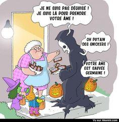 Akenini.com - Cartoons Halloween