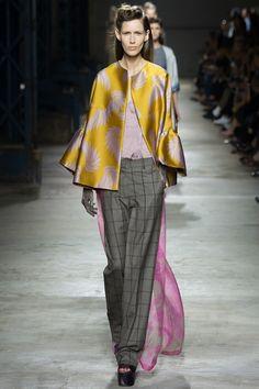Dries van Noten at Paris Fashion Week