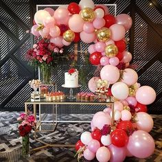Heart eyes for this stunning set up for Aurora's Baptism   Concept & Styling: @happilyeverafterweddingplanner @letlifesparkleevents Props & Setup: @letlifesparkleevents Fresh Florals: @marialushfloraldesigner Balloons: @partysplendour Cake: @got_it_covered_cakes Desserts: @butterandcreambythree  #partysplendour #balloons #balloonssydney #sydneyballoons #balloonarch #balloonbackdrop #confettiballoons #christeningballoons #partyballoons #birthdayballoons #beautifulballoons