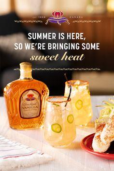 fruits high in fiber Crown RoyalSpicy Vanilla Lemonade: Crown Royal Whisky Cocktails forks, that start with d, fruits high in fiber for constipa Cocktails, Party Drinks, Cocktail Drinks, Fun Drinks, Cocktail Recipes, Beverages, Dessert Drinks, Fruit Et Passion, Whisky Cocktail