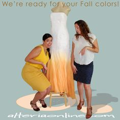 Alteria | Coloring Solutions for your Clothing