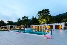 Organizzare il matrimonio a bordo piscina - Santa Lucia Meeting's Club