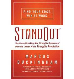 Stand Out - Marcus Buckingham
