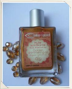 Huile Scintillante, Olio Scintillante by Couleur Caramel - SmillaMakeUp! Make-up e non solo....