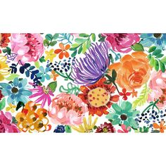 72e41a4e91 Dear Stella Designs Spring Theory by August Wren Multi Spring Theory Floral