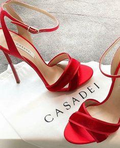 668c65c749d4 Casadei Stiletto  fashion  shoes  vanessacrestto  stiletto  sandals  style  Red Shoes