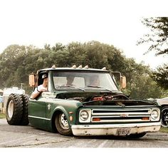 Some dually c-10 action...
