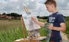 Atrapados por la imagen: Kieron Williamson, el mini Monet .