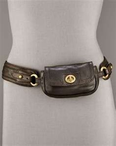 another belt bag option