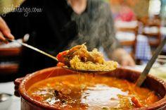 arroz de marisco (seafood rice) at Casa do Pescador, Afurada (Porto, Portugal)