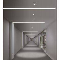 Office Corridor Lighting Design Best Of Truline 1 6 Plaster In Led System Hallway Ceiling Lights, Recessed Wall Lights, Hallway Light Fixtures, Stairway Lighting, Corridor Lighting, Cove Lighting, Linear Lighting, Office Lighting, Strip Lighting