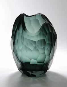 crystal vases david wiseman