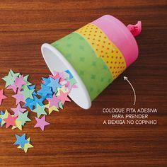 Diy Carnaval, Diy And Crafts, Crafts For Kids, Child Day, Party Gifts, Diy For Kids, Nespresso, Activities For Kids, Chibi