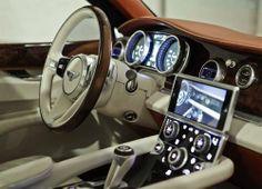 COCAINA VISUAL | Interior de un Bentley