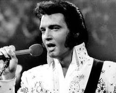 """1977 ~ Elvis Presley """"The King"""" died ~ I was 15 and living in Missouri and a Freshman in High School...it seemed the whole world was crying."""