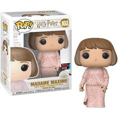 This is a Funko Harry Potter Funko POP! Movies Madame Maxime Exclusive Vinyl Figure Originally released October Please note that these figures can show minor paint flaws or packaging imperfections. Funko does not consider these defects. Harry Potter Pop Figures, Harry Potter Pop Vinyl, Harry Potter Dolls, Harry Potter Anime, Wwe Funko Pop, Funko Pop Dolls, Ravenclaw, Ginny Weasley, Fans D'harry Potter