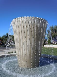 Veterans' Memorial Fountain West Hollywood